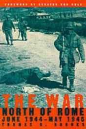 War North of Rome, The: June 1944-May 1945Brooks, Thomas R. - Product Image