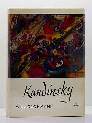 Wassily Kandinsky - Life and WorkGrohmann, Will - Product Image