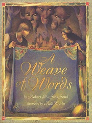 Weave of Words, ASan Souci, Robert and Raul Colon, Illust. by: Raul  Colon - Product Image