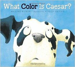 What Color Is Caesar?Kumin, Maxine - Product Image