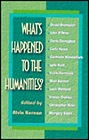 What's Happened to the Humanities?Kernan, Alvin B. (Editor) - Product Image