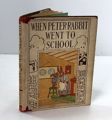 When Peter Rabbit Went to SchoolAlmond, Linda Stevens - Product Image