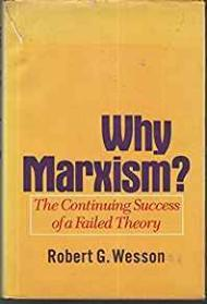 Why Marxism?Wesson, Robert G.  - Product Image