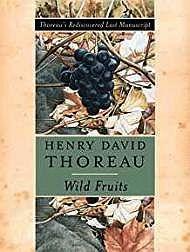 Wild Fruits: Thoreau's Rediscovered Last ManuscriptThoreau, Henry David, Illust. by: Abigail Rorer - Product Image