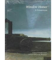 Winslow Homer: A SymposiumCikovsky, Jr. (ed.), Nicolai - Product Image
