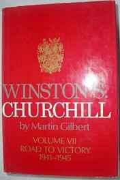 Winston S. Churchill: Road to Victory, 1941-1945Churchill, Randolph S. - Product Image