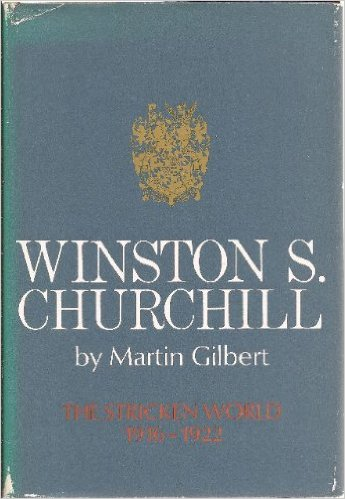 Winston S. Churchill: The Stricken World, 1916-1922Gilbert, Martin - Product Image