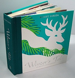 Winter's Tale: An Original Pop-Up JourneySabuda, Robert, Illust. by: Robert Sabuda - Product Image