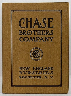 """""""With Camera and Brush"""" - New England Nurseries Catalogue  (Third Edition)Chase Brothers Company - Product Image"""