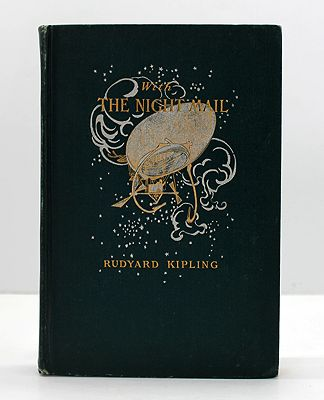 With the Night Mail - A Story of 2000 A.DKipling, Rudyard - Product Image