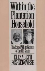 Within the Plantation Household: Black and White Women of the Old SouthFox-Genovese, Elizabeth - Product Image