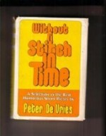 Without a stitch in time;: A selection of the best humorous short piecesby: Vries, Peter De - Product Image