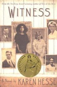 WitnessHesse, Karen - Product Image