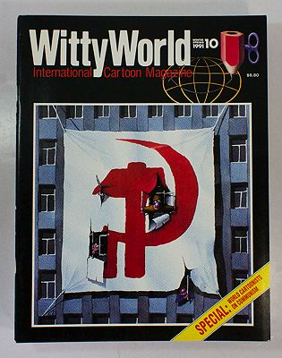 Witty World: International Cartoon Magazine (13 Issues)N/A - Product Image