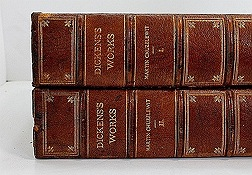Works of Charles Dickens: Martin Chuzzlewit (2 Vols.)Dickens, Charles  - Product Image
