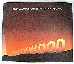 Works of Edward Ruscha, TheHickey, Dave & Peter Plagens - Product Image