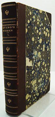 Works of Washington Irving, The (21 Volumes)Irving, Washington, Illust. by: F.C.  Darley - Product Image