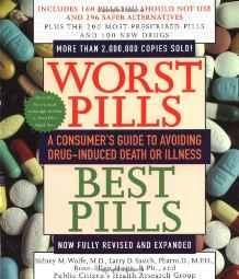 Worst Pills, Best Pills: A Consumer's Guide to Preventing Drug-Induced DeathWolfe, Sid M. - Product Image