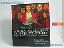 Zeichen des Glaubens, Geist der Avantgarde: Religiose Tendenzen in d. Kunst d. 20. Jahrhunderts (German Edition)N/A - Product Image