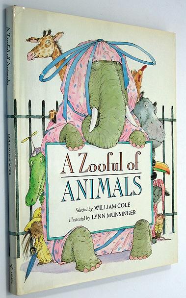 Zooful of Animals, ACole, William/Lynn Munsinger, Illust. by: Lynn Munsinger - Product Image